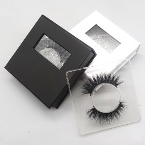 Custom Eyelash Packing High Quality Private Label 100% Real 3d Mink Lashes