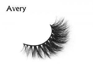Wholesale 100% Cruelty Free Private Label Clear Band 3d Mink Lashes