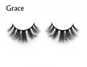 Free Sample Direct Factory Wholesale Private Label Black Band 3D Mink Lashes