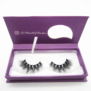 wholesale fashion lunxury 3D volume mink eyelashes 3D mink fur strip lashes