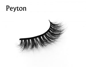 High Quality Handmade Private Label 100% Real 3d Mink Lashes