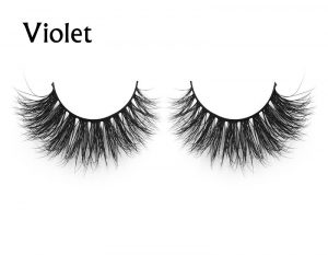 New Natural Silk 3D Mink Lashes False Magnetic Eyelashes