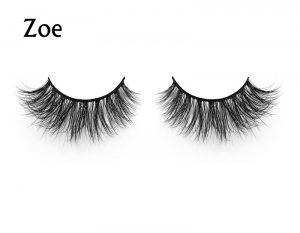 Wholesale False Eyelash Premium Mink Fur Eyelashes With Custom Box Full Strip Eye Lashes Private Label 100% Real 3D Mink Lashes