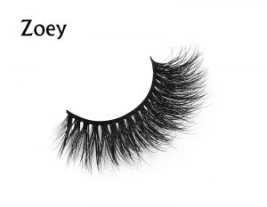 Free samples 2018 manufactory 3D mink lashes