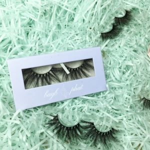 custom eyelash boxes manufacturer