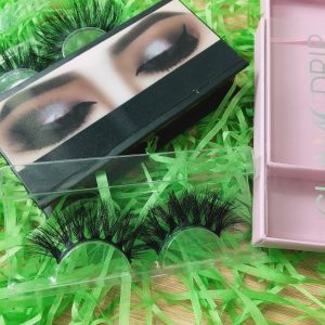 3d mink fur lashes factory