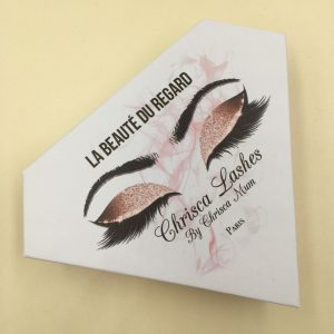 Custom Diamond Lashes Packaging