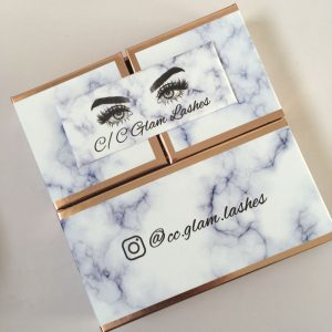 Custom Window Lashes Packaging