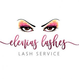 Lash Business Logo Design