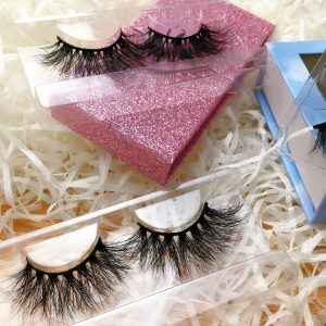eyelash packaging box suppliers