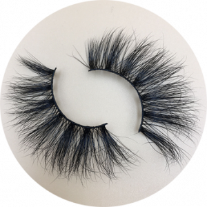 Hot-selling 25MM Mink Eyelash